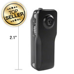Pro Grade Mini Spy Camera