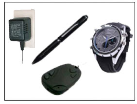 Spy+Gadgets