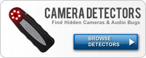 Camera and Bug Detectors