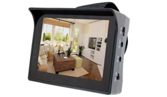 LCD Setup Monitor for Hidden Cameras