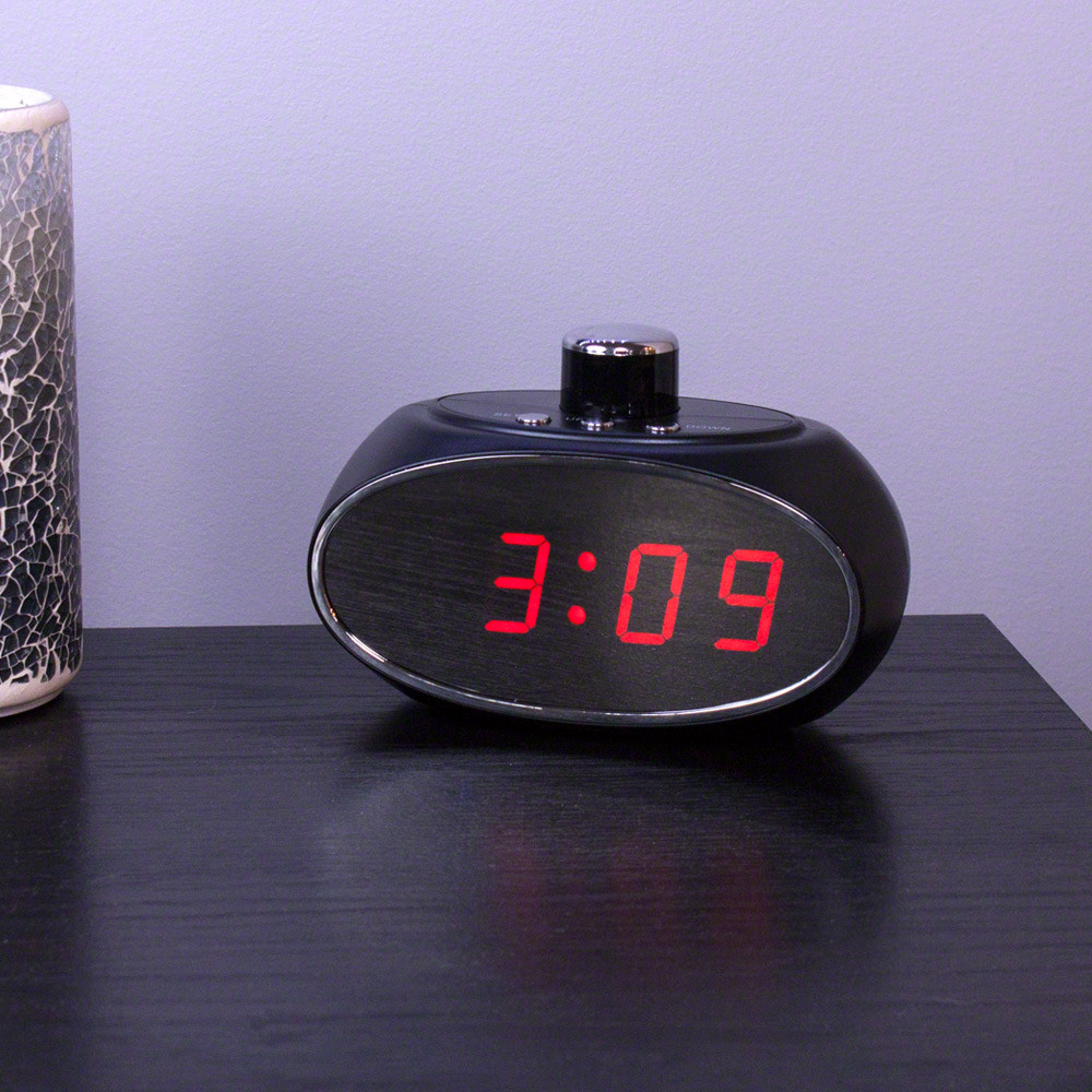 WiFi Mini Clock Camera