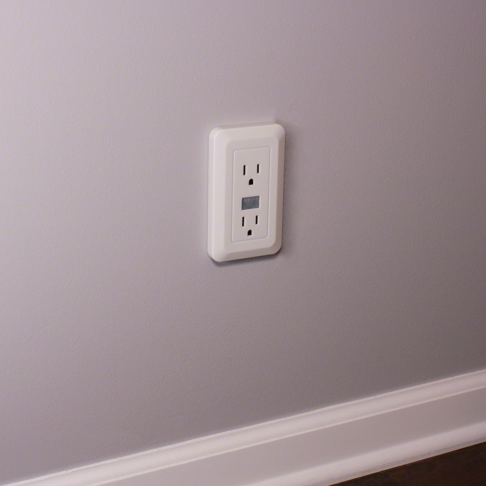 1080P Full HD Motion Activated Wall Outlet Hidden Camera